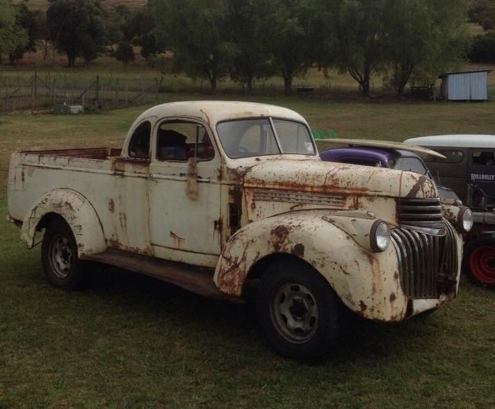 1946 Chevrolet Coupe Ute