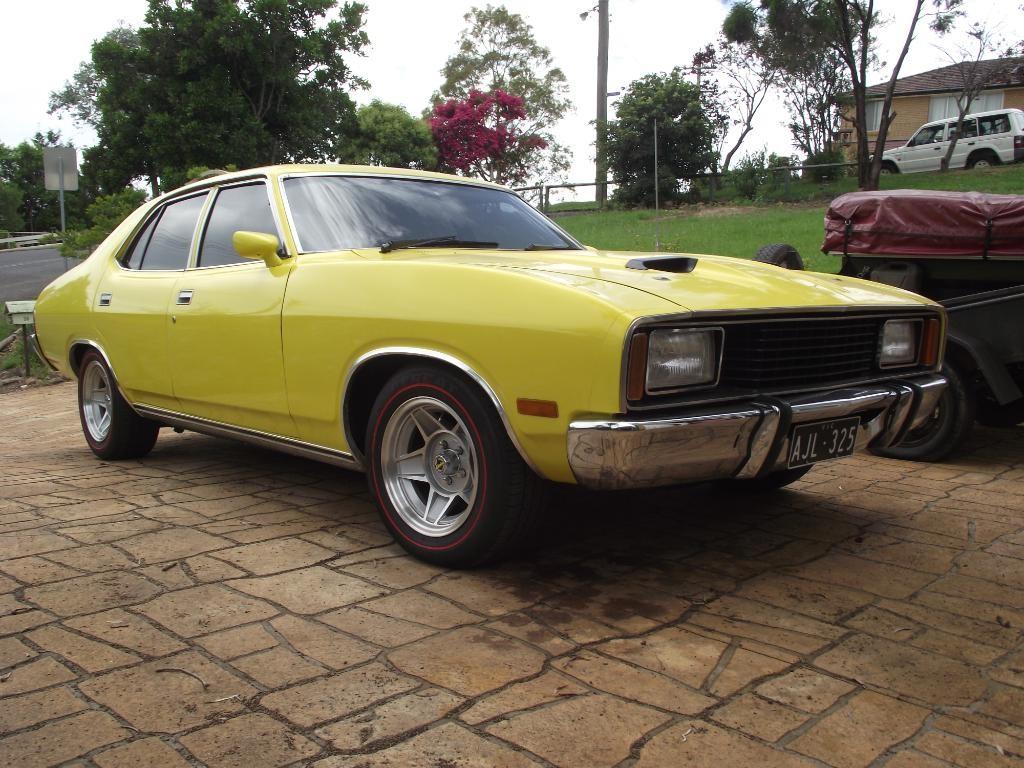 1978 Ford Fairmont XC