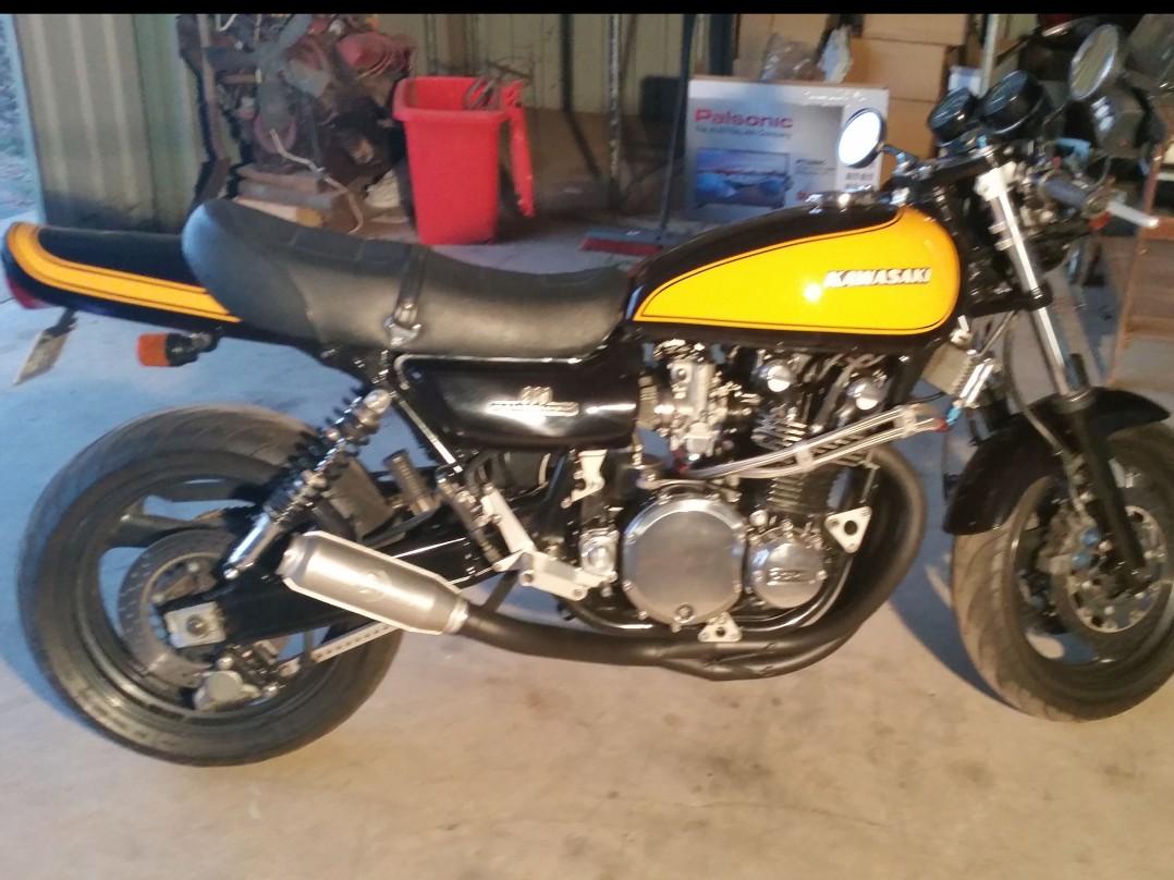 1975 Kawasaki Z900