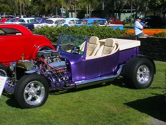 1923 Ford tbucket