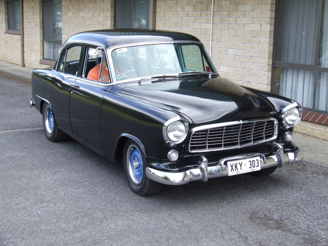 1956 Holden FE Special