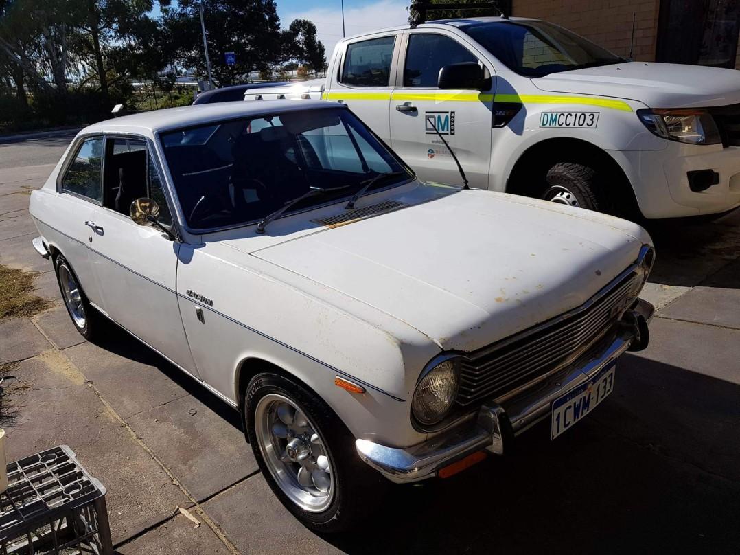 1969 Datsun 1000