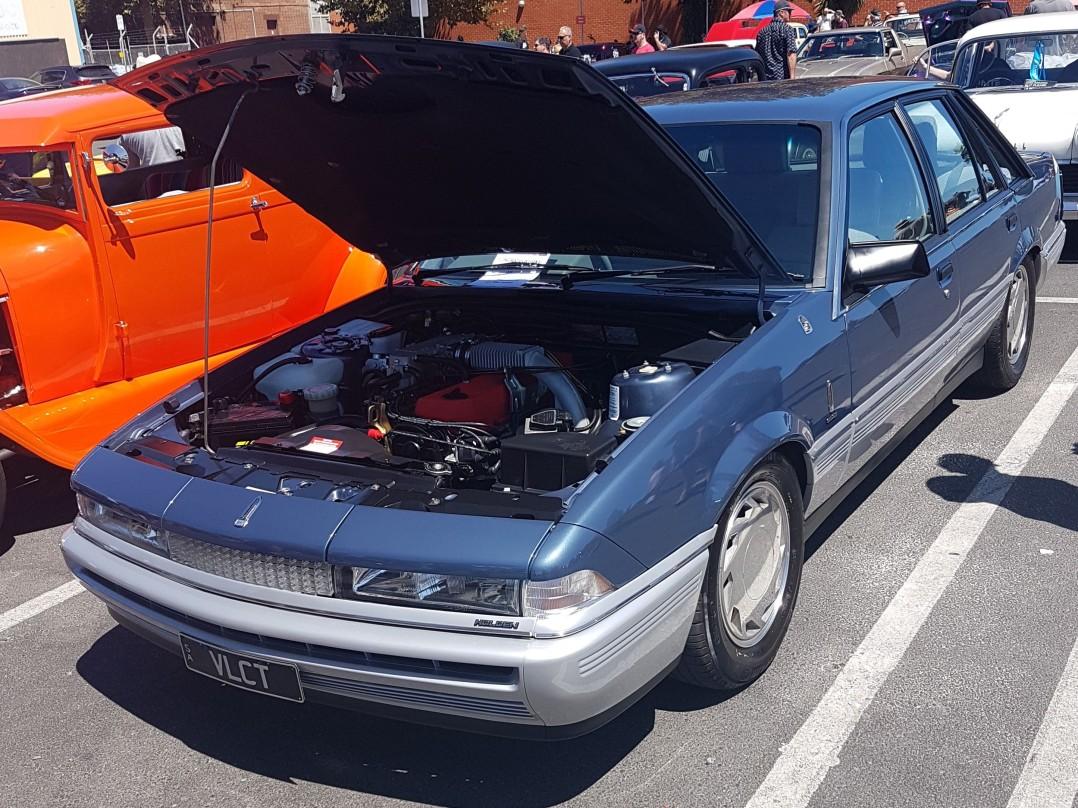 1987 Holden VL CALAIS TURBO
