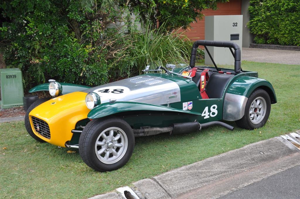 1964 Lotus 7