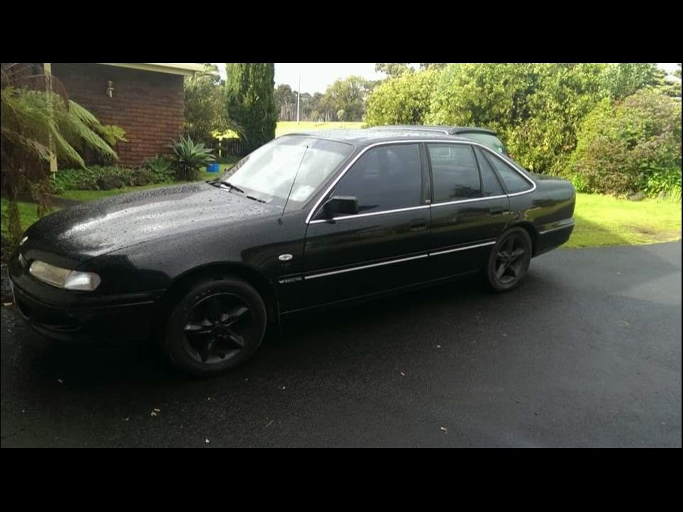 1996 Holden BERLINA