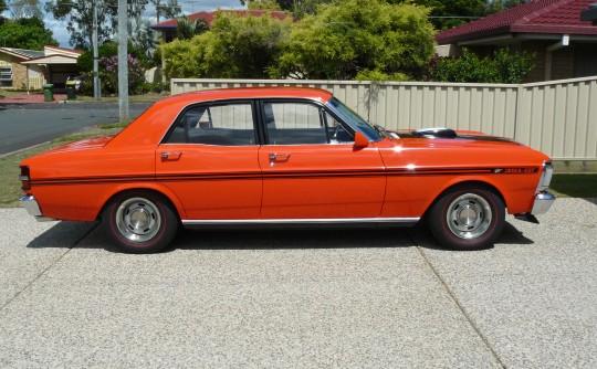 1971 Ford XY GT Falcon