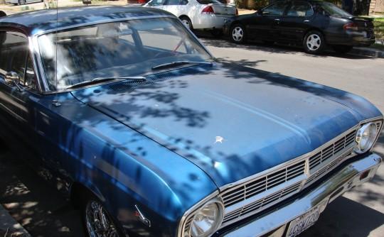 1967 Ford Falcon Futura 2 door