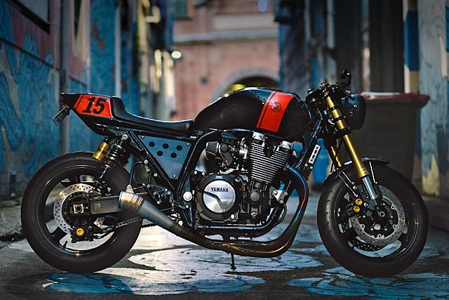 2011 Yamaha Xjr1300
