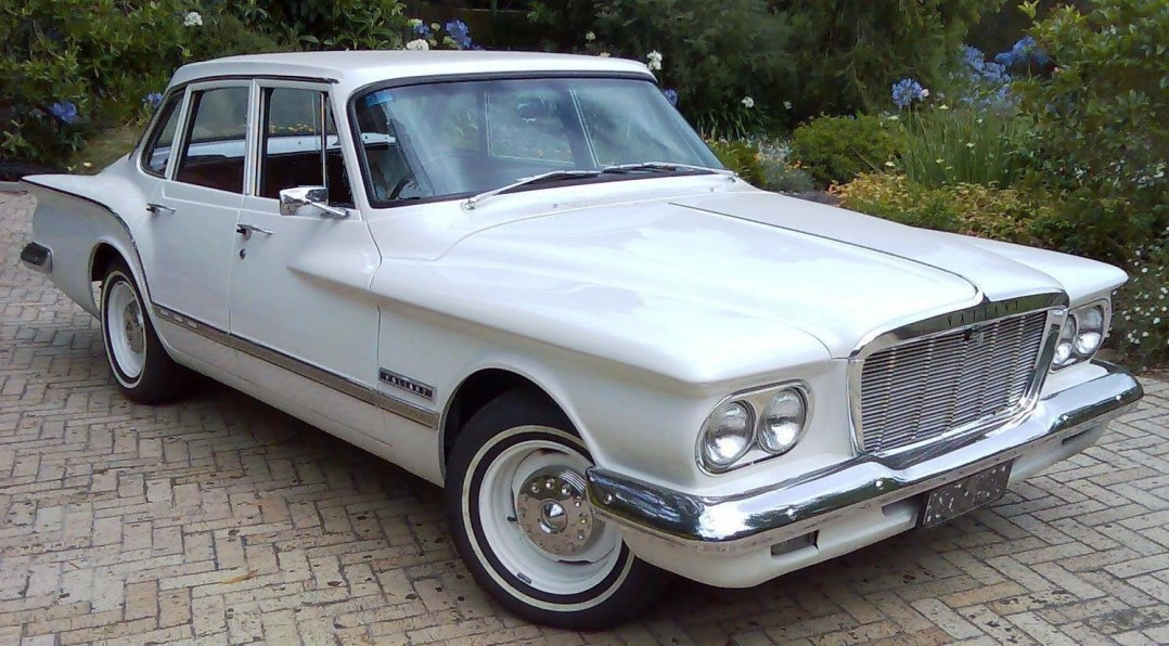 1962 Chrysler VALIANT