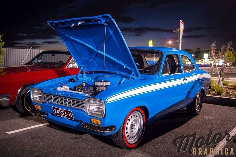 1975 Ford ESCORT