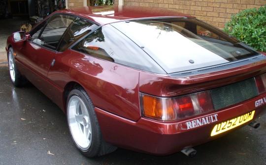 1987 Renault Alpine GTA V6 Turbo