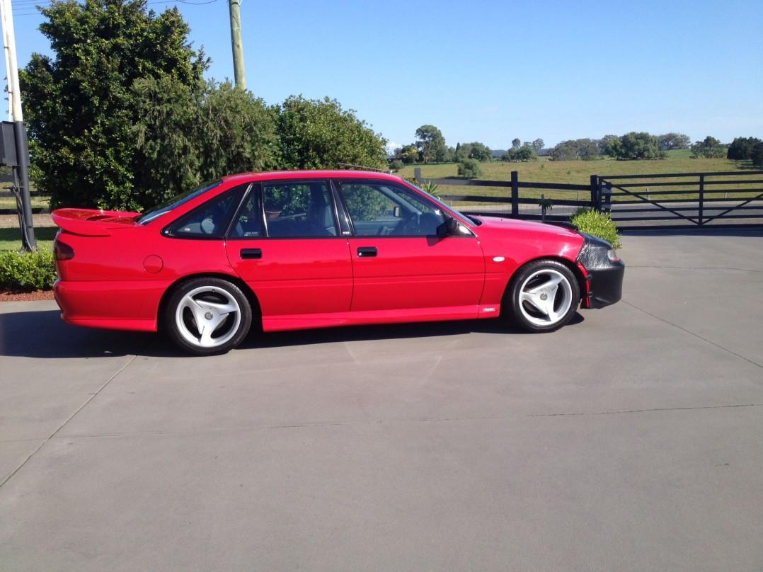 1996 Holden VS Clubsport