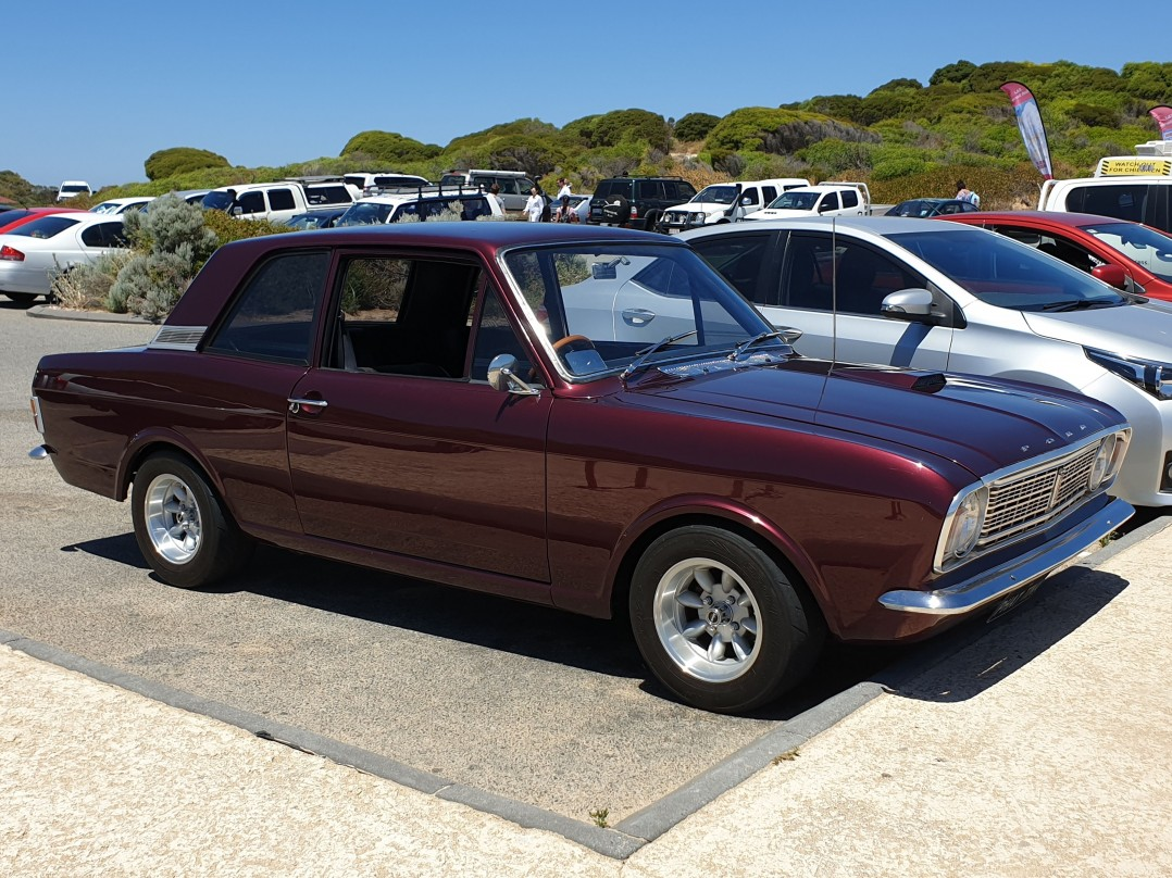 1968 Ford MK2 Cortina
