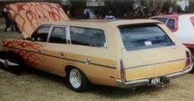 1982 Chrysler VALIANT