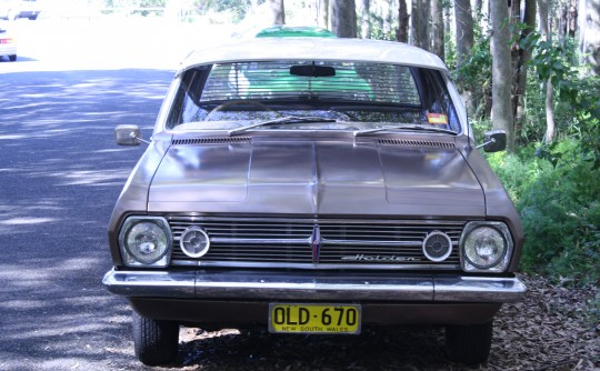 1967 Holden HR Premier