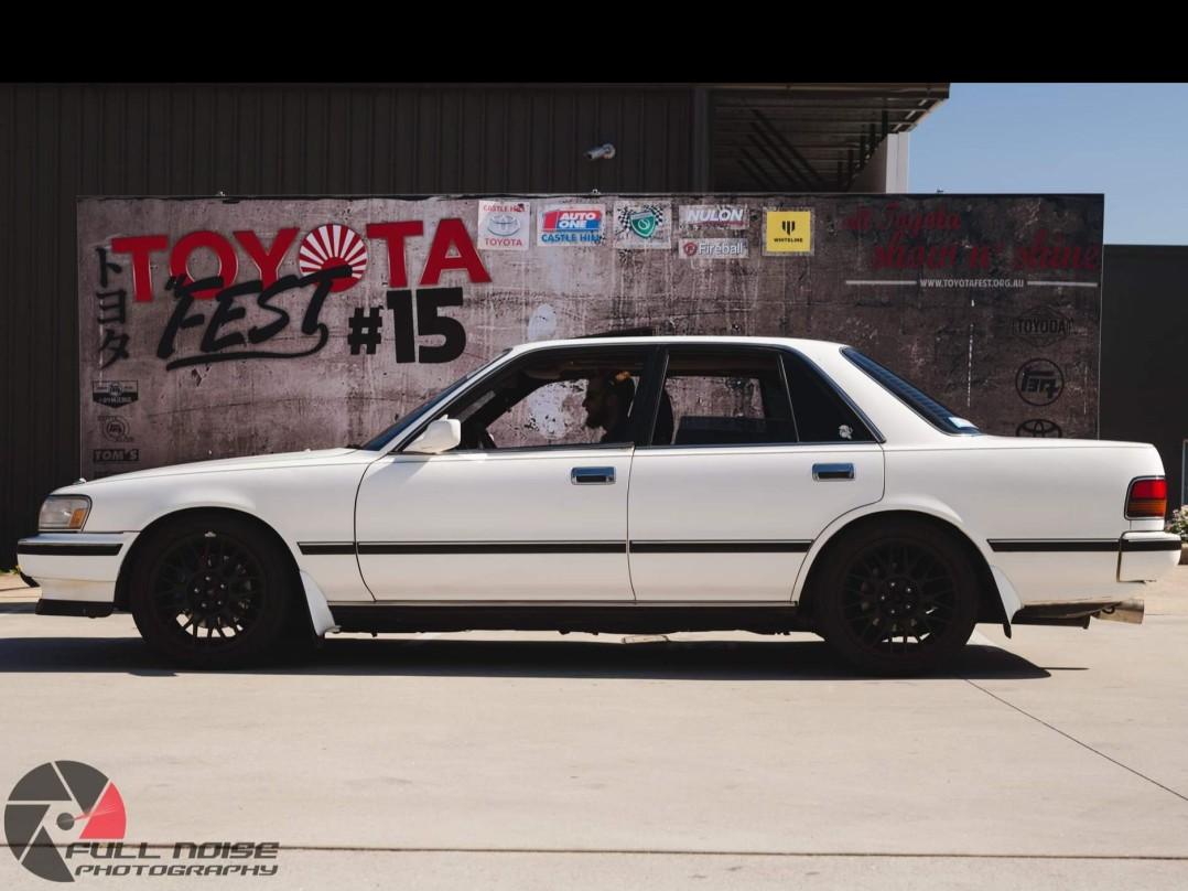 1989 Toyota CRESSIDA GLX-i