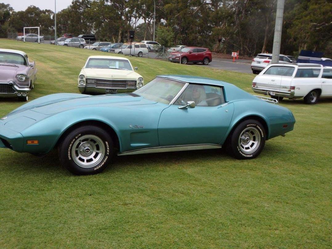 1976 Chevrolet Corvettee