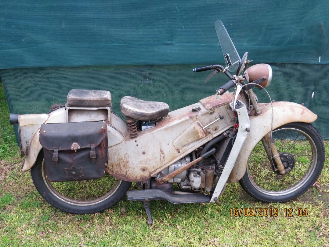 1954 Velocette LE