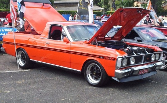 1970 Ford Falcon GT replica