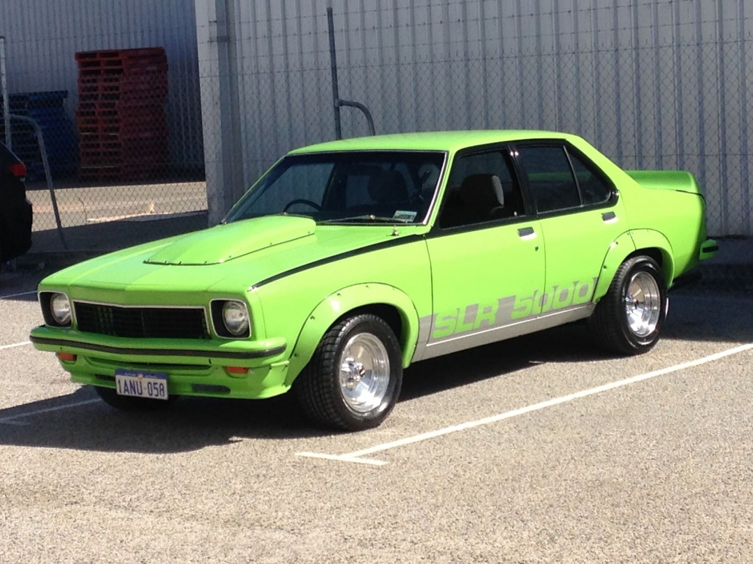 1975 Holden SL/R Torana