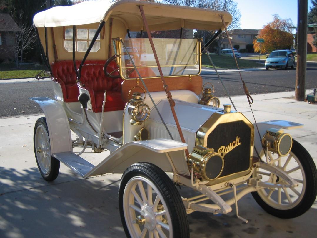 1910 Buick Model 10