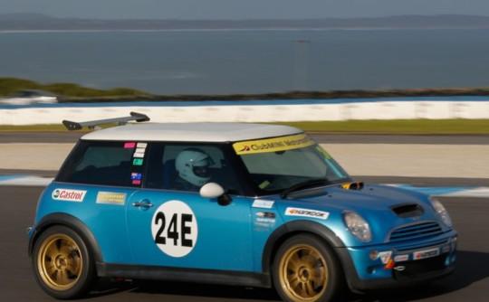 2003 Mini Cooper S R53