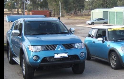 2008 Mitsubishi TRITON (4x4)