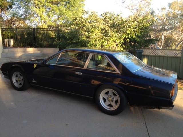 1978 Ferrari 400A