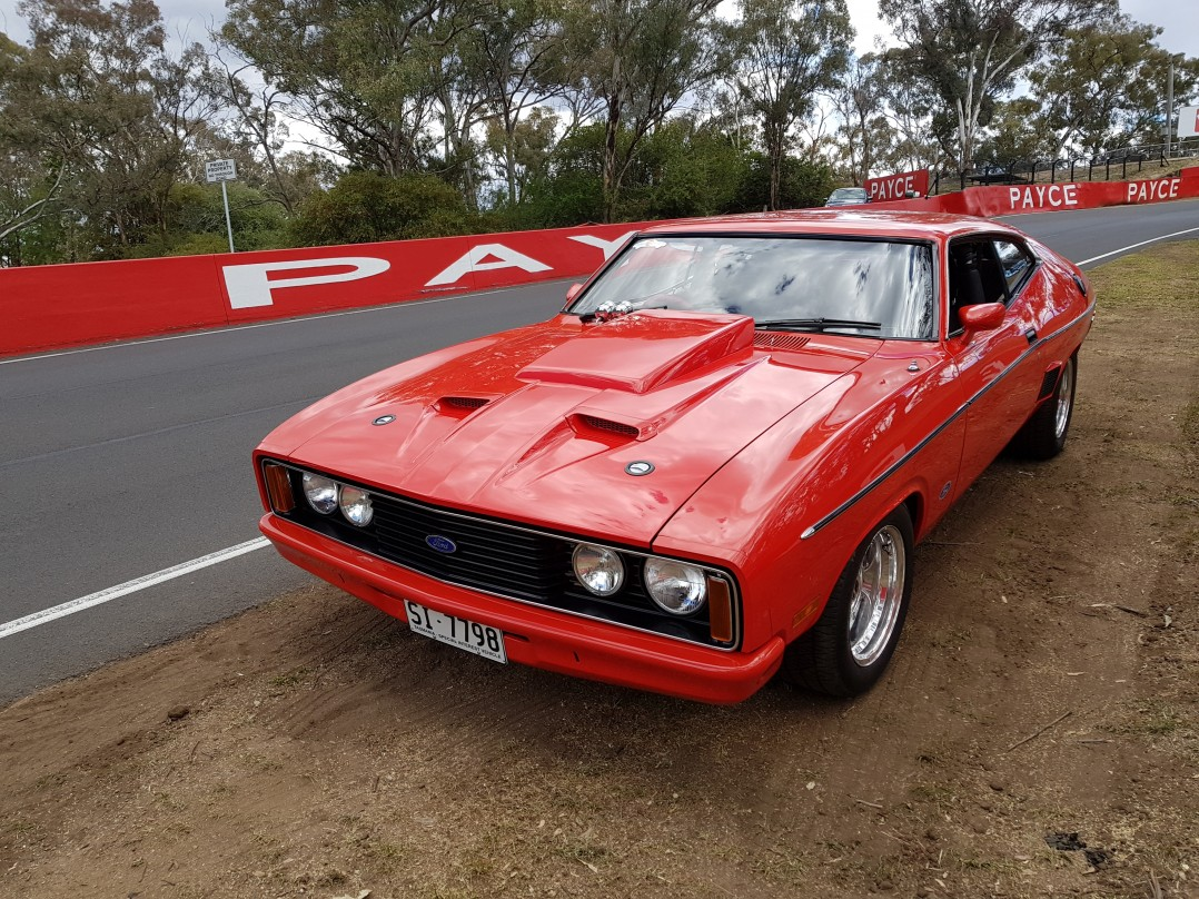 1977 Ford XC GS