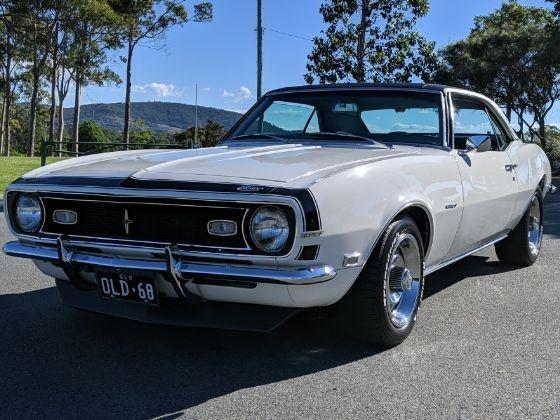 1968 Chevrolet Camaro Sport