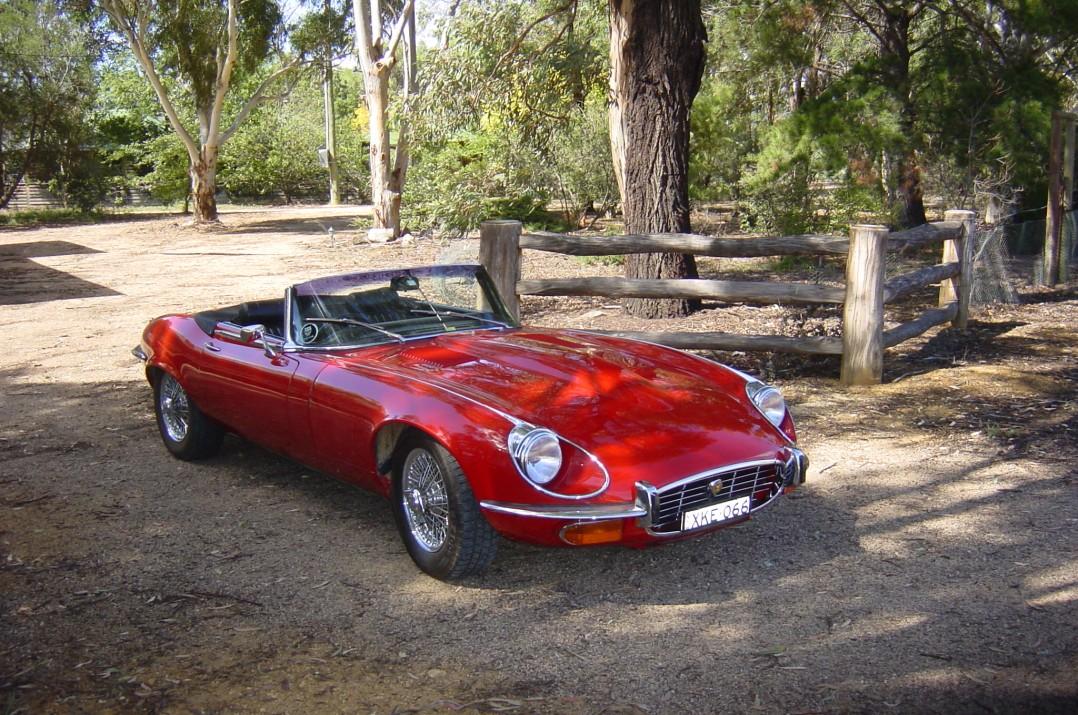 1973 Jaguar E- Type