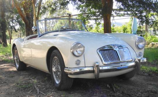 1958 MG A 1500