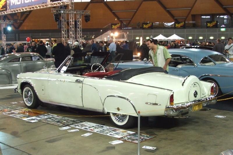 1962 Studebaker GT Hawk