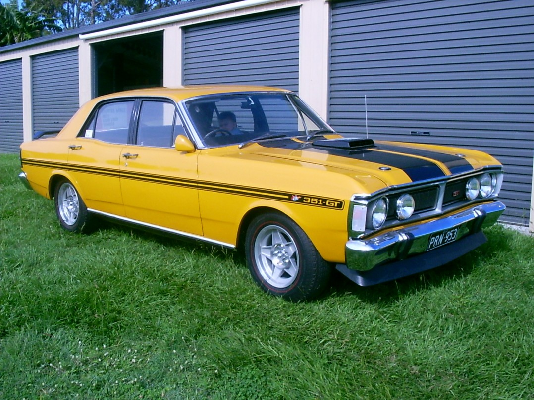 1971 Ford GTHO Phase3