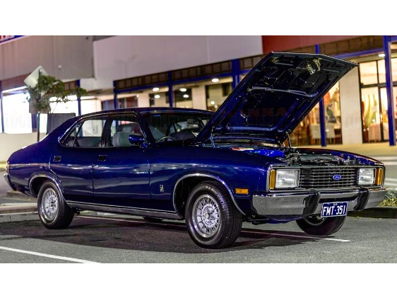 1978 Ford XC GXL Fairmont