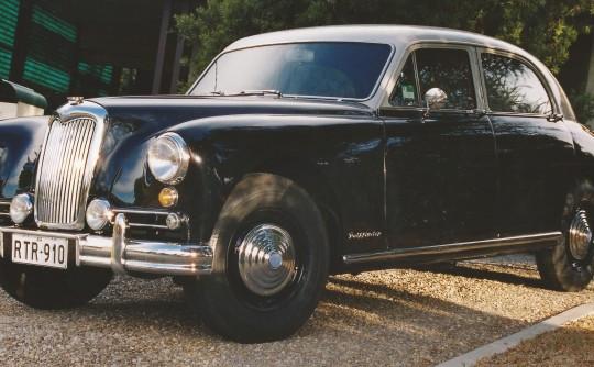 1956 Riley Pathfinder RMH