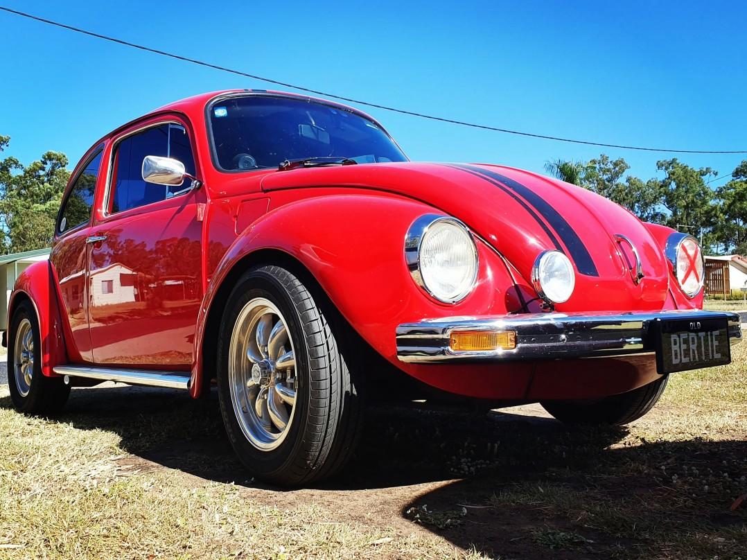 1975 Volkswagen Beetle L