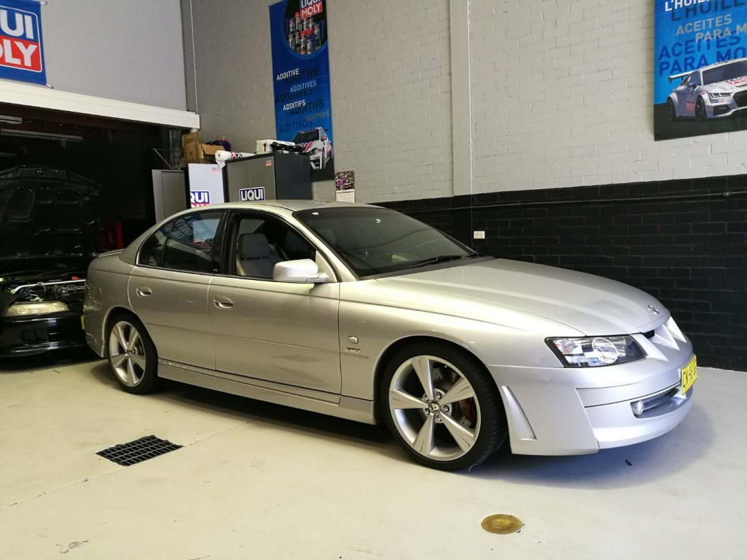 2003 Holden Special Vehicles SENATOR