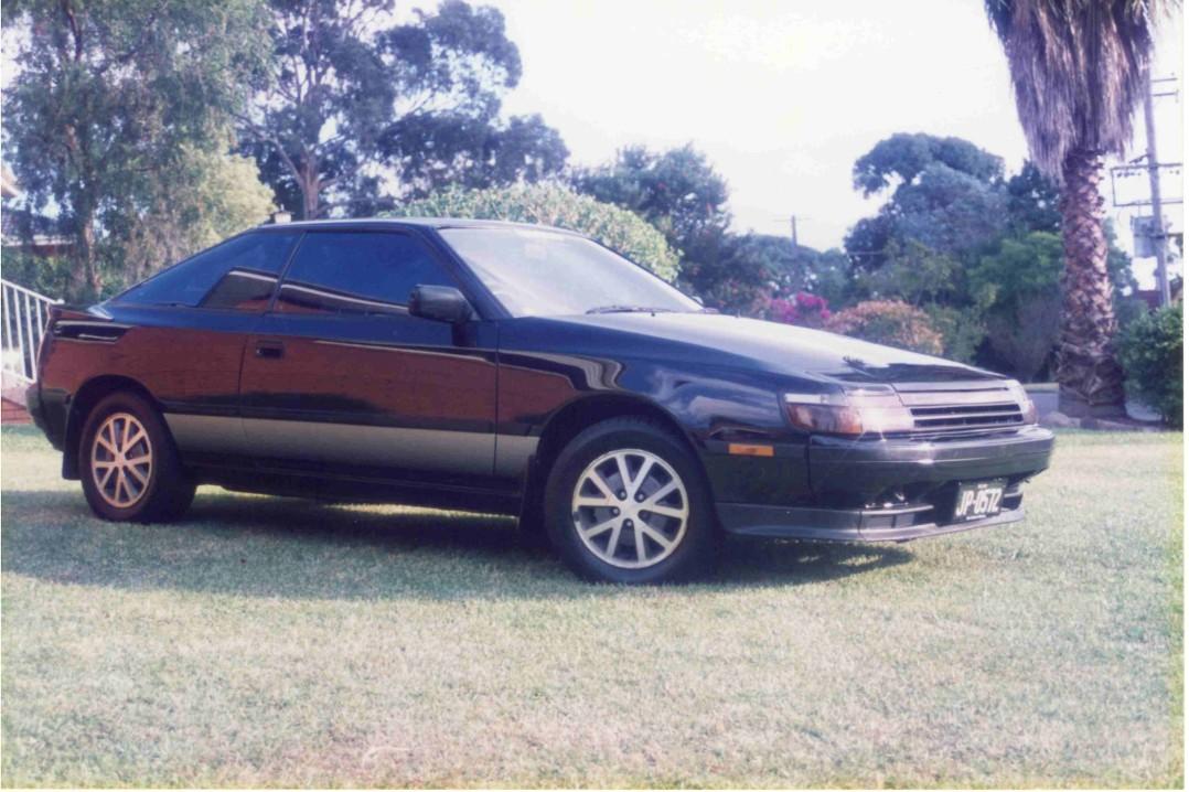 1986 Toyota CELICA SX