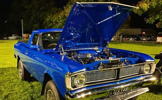 1972 Ford Falcon XY