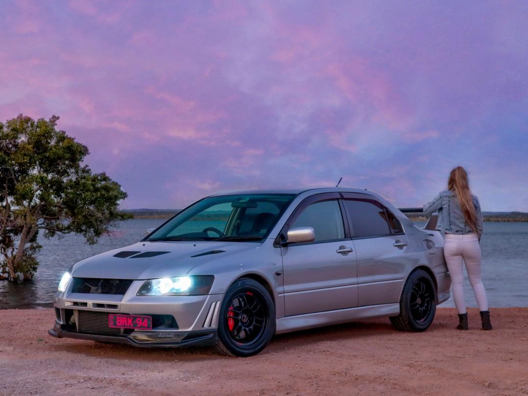 2001 Mitsubishi LANCER EVOLUTION