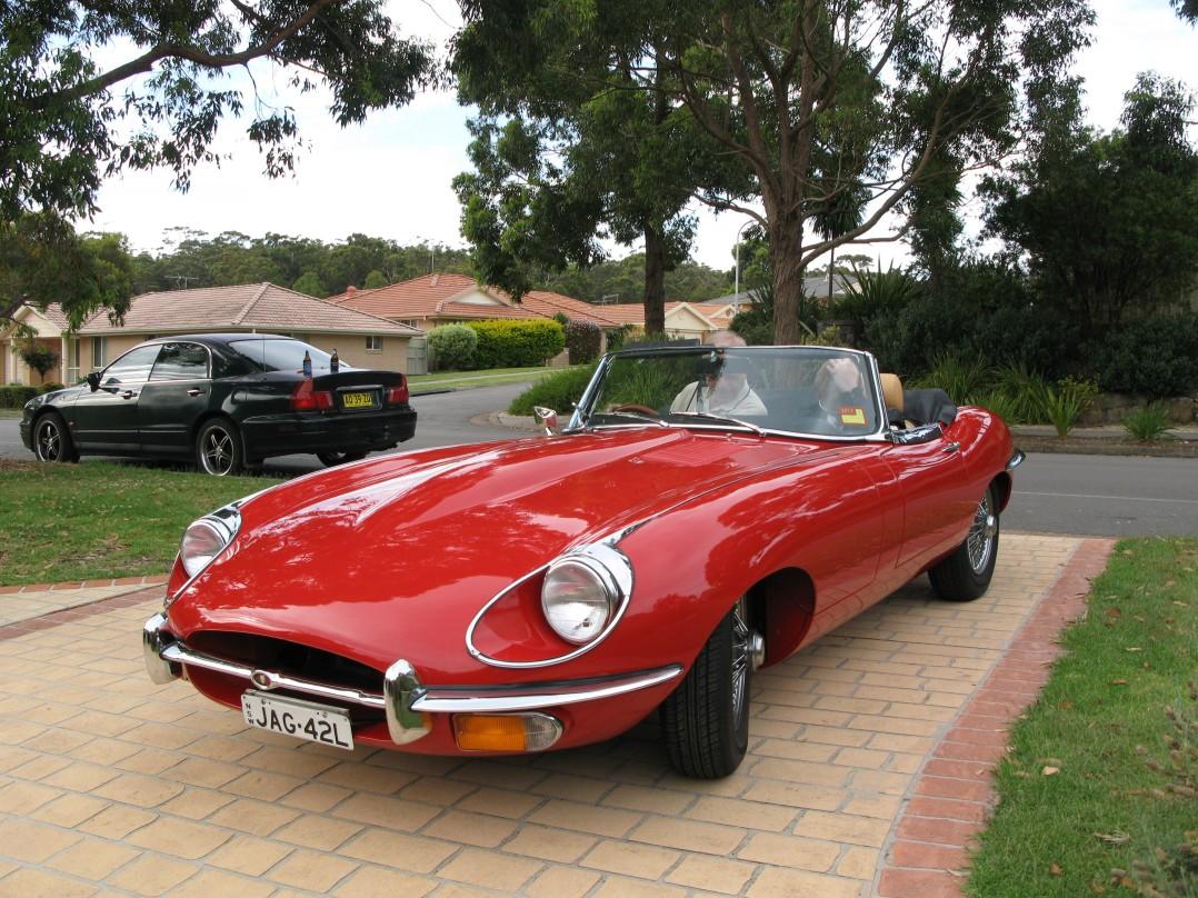 1970 Jaguar Series 2 E Type