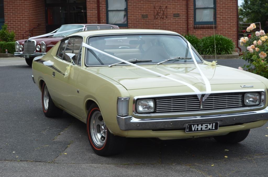 1971 Chrysler Valiant CHARGER