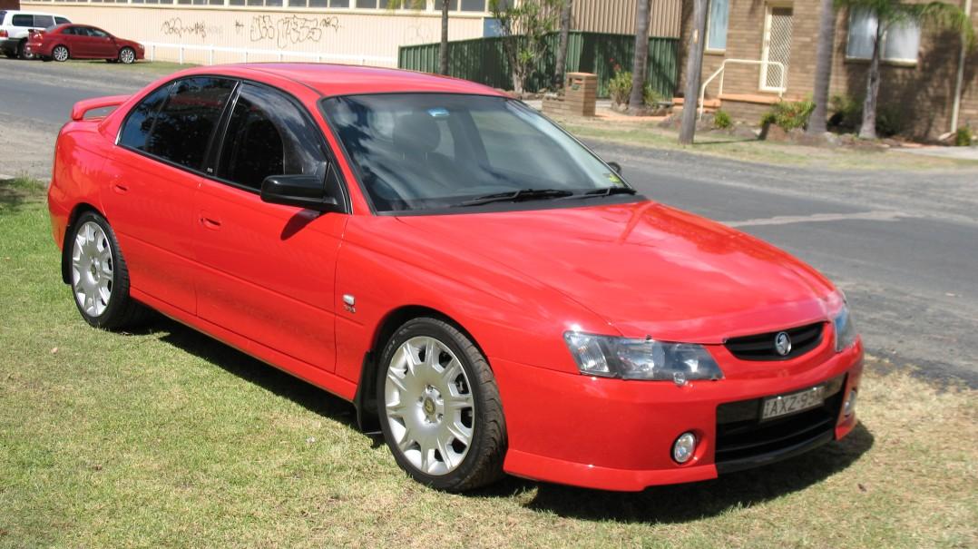 2002 Holden COMMODORE SV8