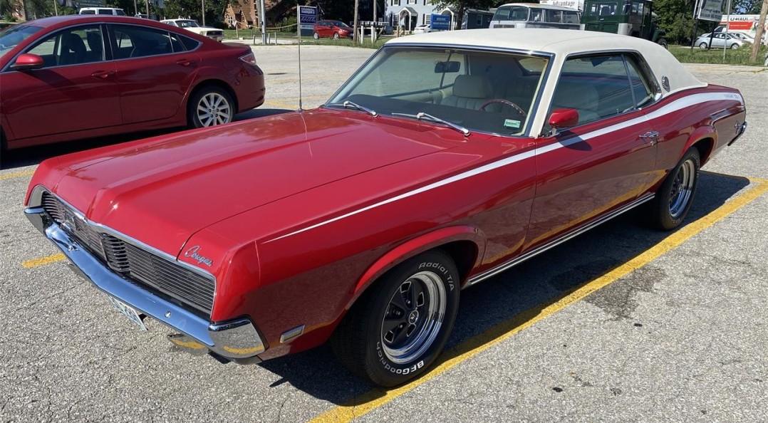 1969 Mercury XR7