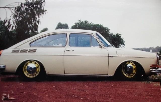 1971 Volkswagen 1600 TYPE 3 TLE FASTBACK