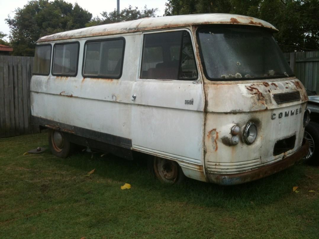 1960 Commer 2500 Van
