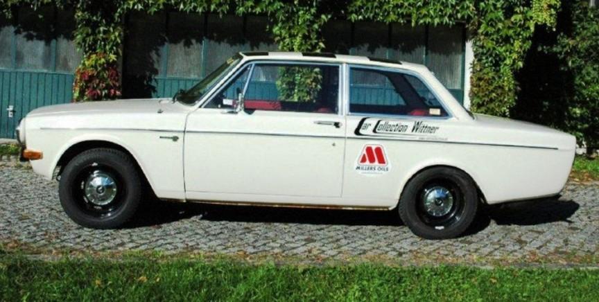 1969 Volvo 142s GT