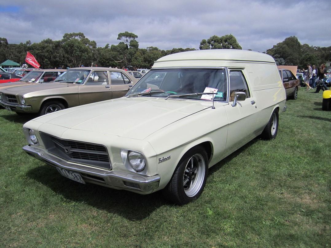 1972 Holden BELMONT
