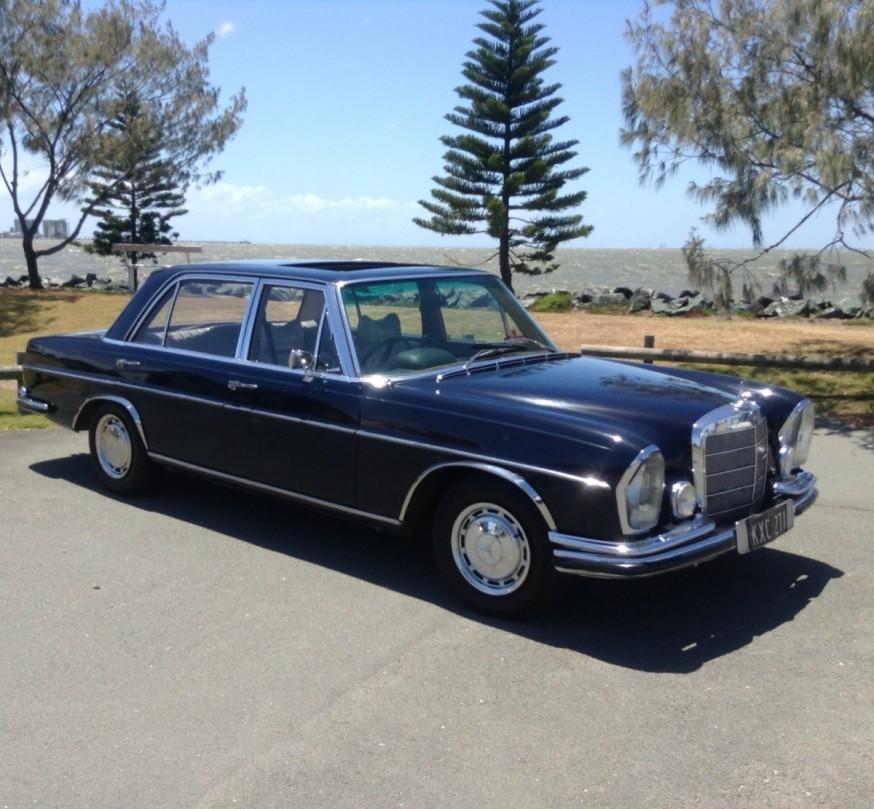1969 Mercedes-Benz 280se 3.5